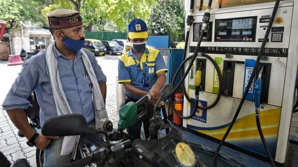Petrol, diesel price hiked again, hit record highs across major cities. (File photo)