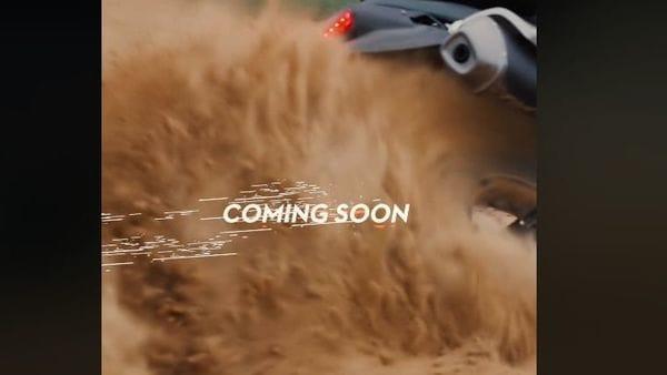 Hero MotoCorp has teased the upcoming Xpulse 200 4V over its social media handles.