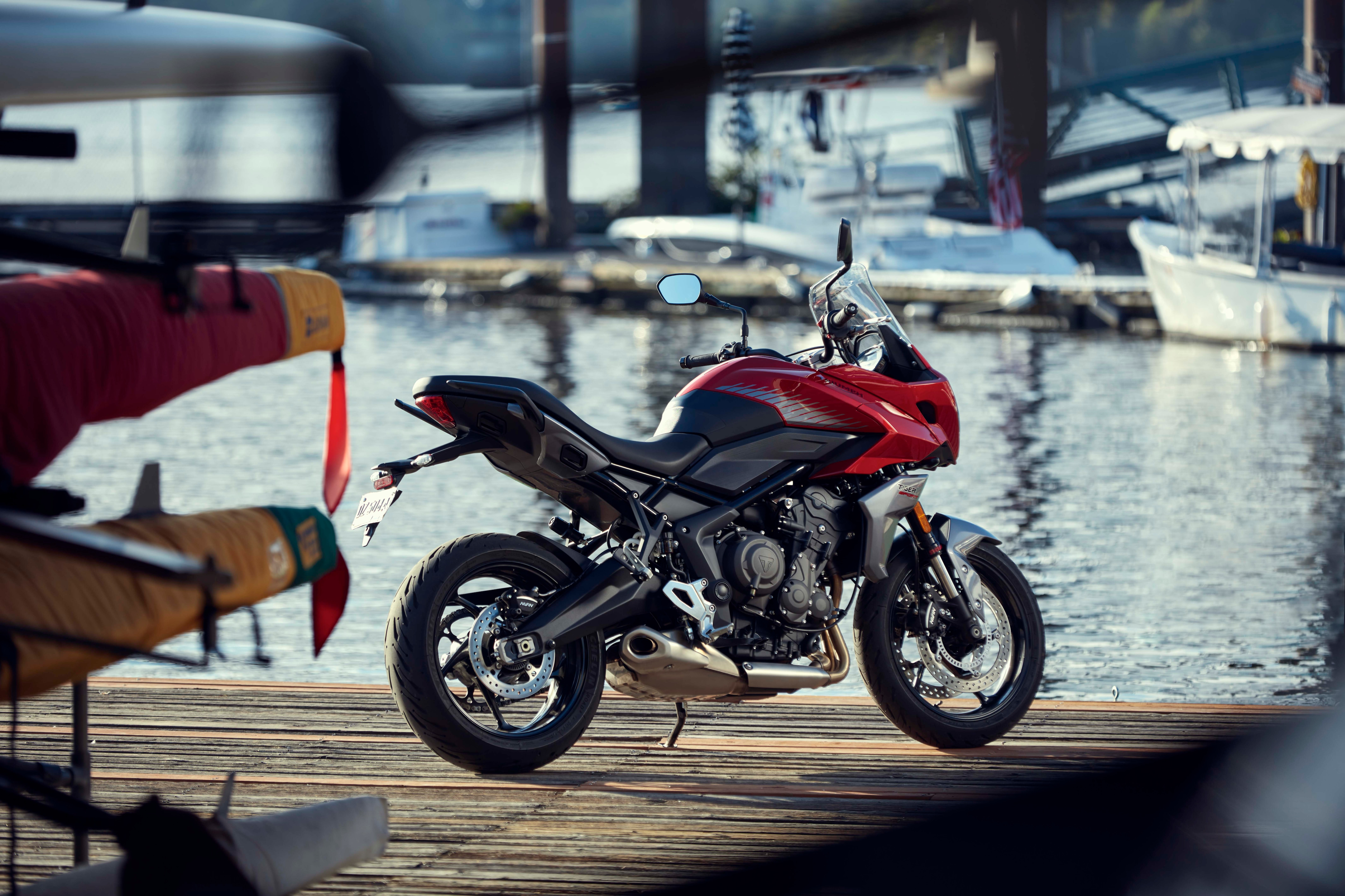 Triumph Tiger Sport 660 is also slated to arrive in the Indian market but an official launch timeline is yet to be revealed.