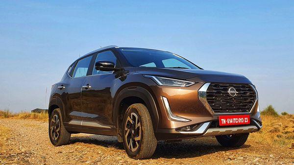 Nissan Magnite is the latest entrant in the closely fought sub-compact SUV segment. (HT Auto/Sabyasachi Dasgupta)