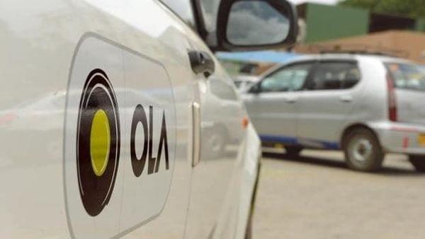 File photo of Ola cab