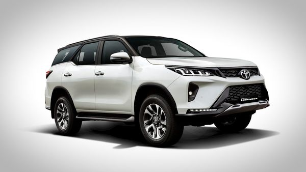 Toyota Fortuner Legender 4X4 variant launched in India at the price of ₹42.33 lakh (ex-showroom).