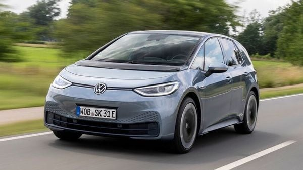 All-electric Volkswagen ID.3 will be soon launched in China. (Volkswagen)