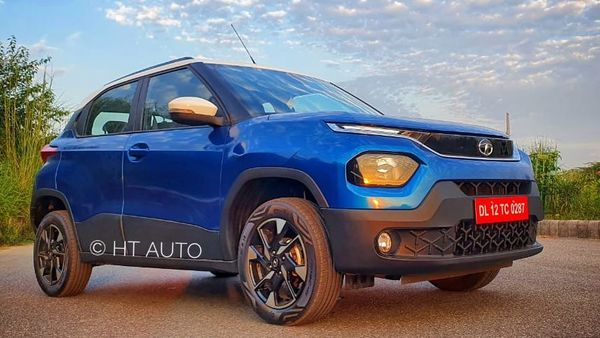 Tata Punch is being offered in four variants, or personas as Tata Motors likes to call these. There is the base which is called Pure, followed by Adventure, Accomplished and the top-end Creative.
