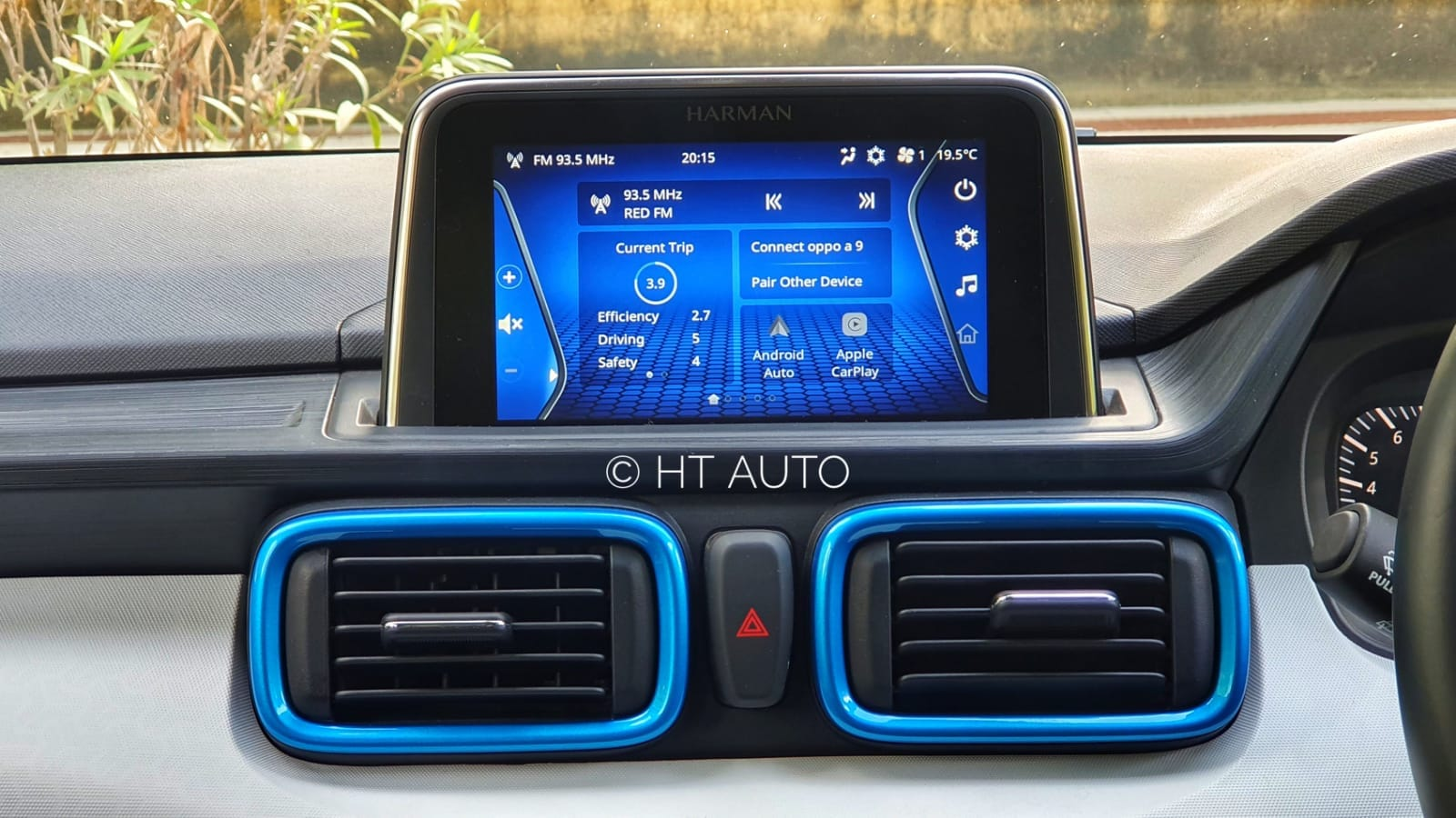 There is a seven-inch Harman Infotainment system with Android Auto and Apple Carplay, seven-inch TFT Instrument Cluster and iRA Connected Car Technology inside the cabin of Tata Punch.