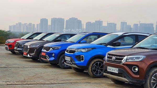 A look at 10 SUVs, ranging between sub-compact and mid-size segments and priced within ₹10 lakh.