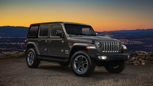 Jeep has hiked the prices of locally assembled Wrangler SUVs in India.