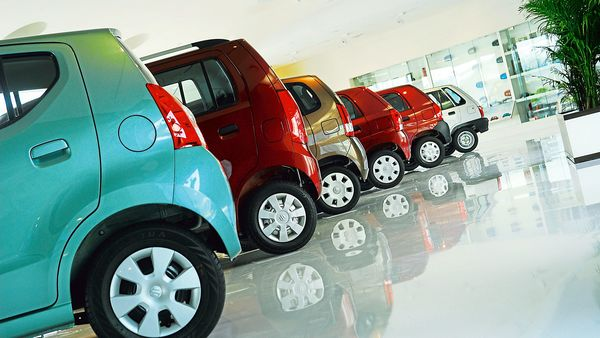 Production of Maruti Suzuki's mini cars such as Alto and S-Presso models stood at 17,163 units last month as compared to 30,492 units in the year-ago period. (MINT_PRINT)