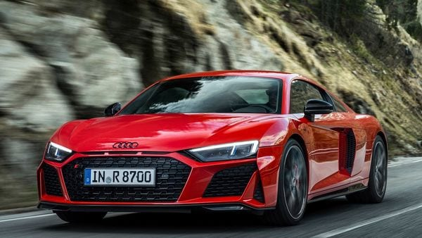 Audi has launched the R8 rear-wheel drive sports car, its sportiest model yet, which is now powered by a V10 engine. The performance version of the car has replaced the 540 hp version and will officially go on sale later this month.