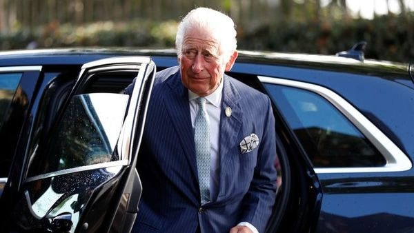 File photo of Prince Charles. (REUTERS)