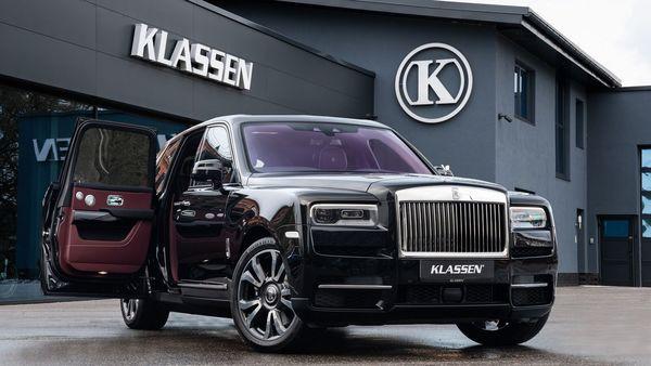 Klassen Rolls-Royce Cullinan (Image courtesy: Klassen)