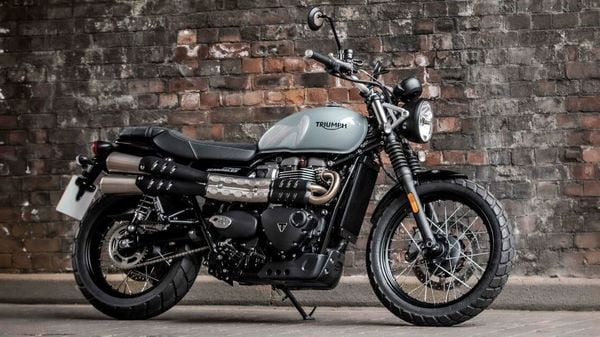 Triumph Motorcycles has launched the 2021 Street Scrambler bike in India on Tuesday.