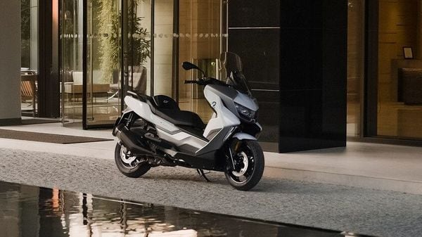 BMW C 400 GT is the most powerful scooter in India at present.