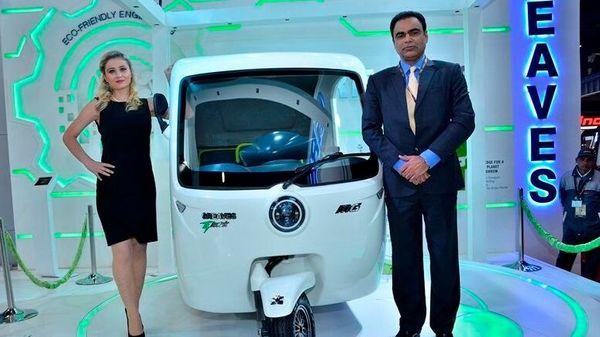 Photo of Nagesh Basavanhalli, Managing Director & CEO, Greaves Cotton