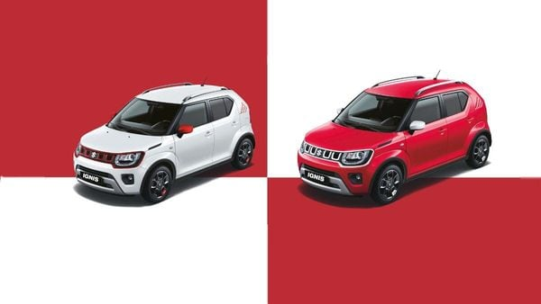Suzuki Ignis Red and White Edition cars, meant for the European markets, are limited to just 100 units.