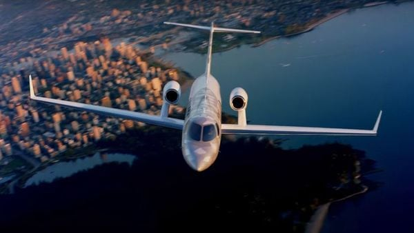 HondaJet 2600 Concept has been designed to be capable of transcontinental flight across the United States.