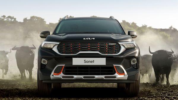 The 1st Anniversary edition Kia Sonet starts at ₹10,79,000.