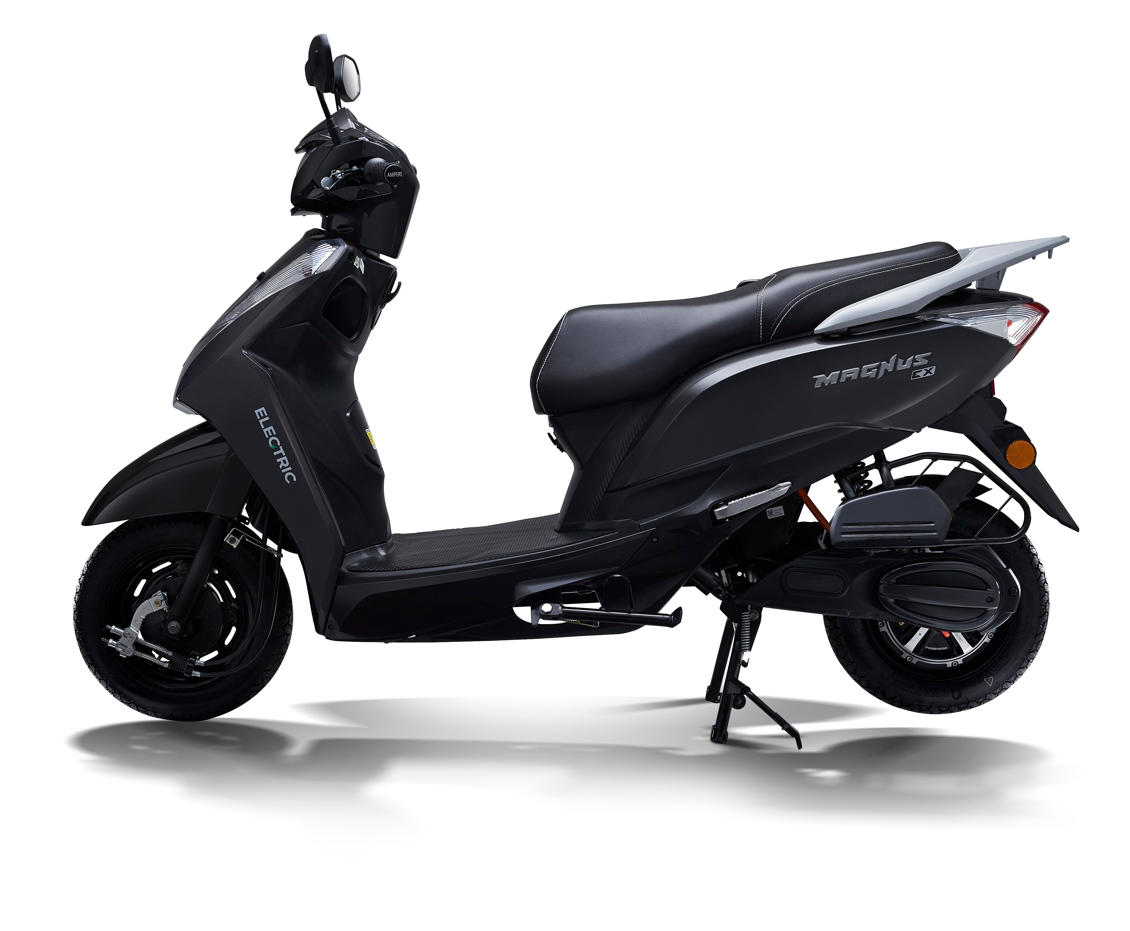The scooter gets a 1200-Watts motor which comes out as one of the highest-rated motor capacities in this segment. This motor is claimed to propel the engine from 0 to 40 kmph in 10 seconds.