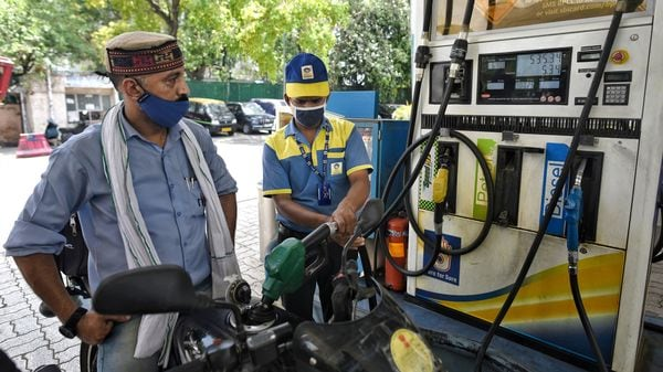 Fuel prices hiked again on Sunday, petrol crosses ₹111 in this city - HT Auto
