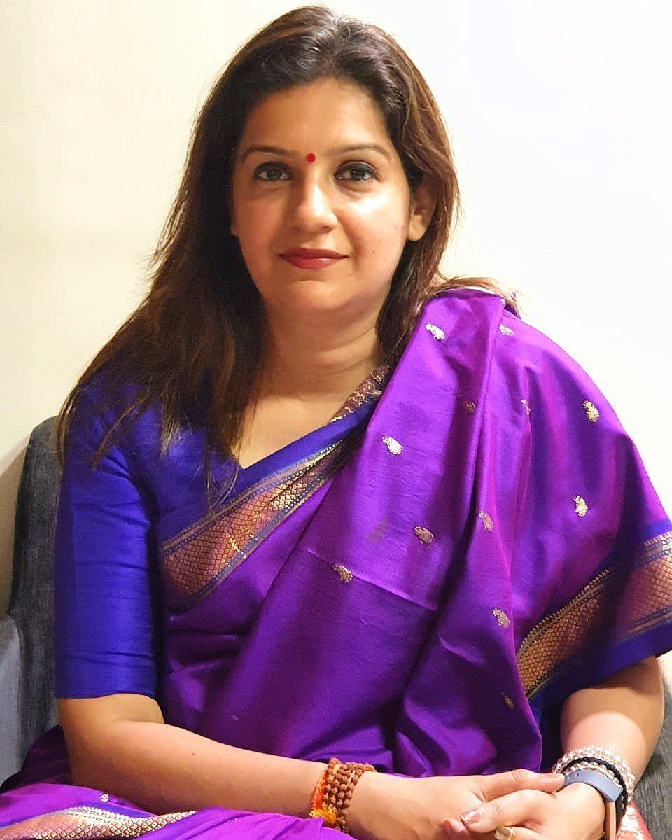 প্রিয়াঙ্কা চতুর্বেদী : হেমন্ত সোরেনজি অভিনন্দন। খুব ভালো লড়াই এটা। আবার প্রমাইত হল, আঞ্চলিক দলকে হেয় করা উচিত নয়। (ছবি সৌজন্য টুইটার @priyankac19)