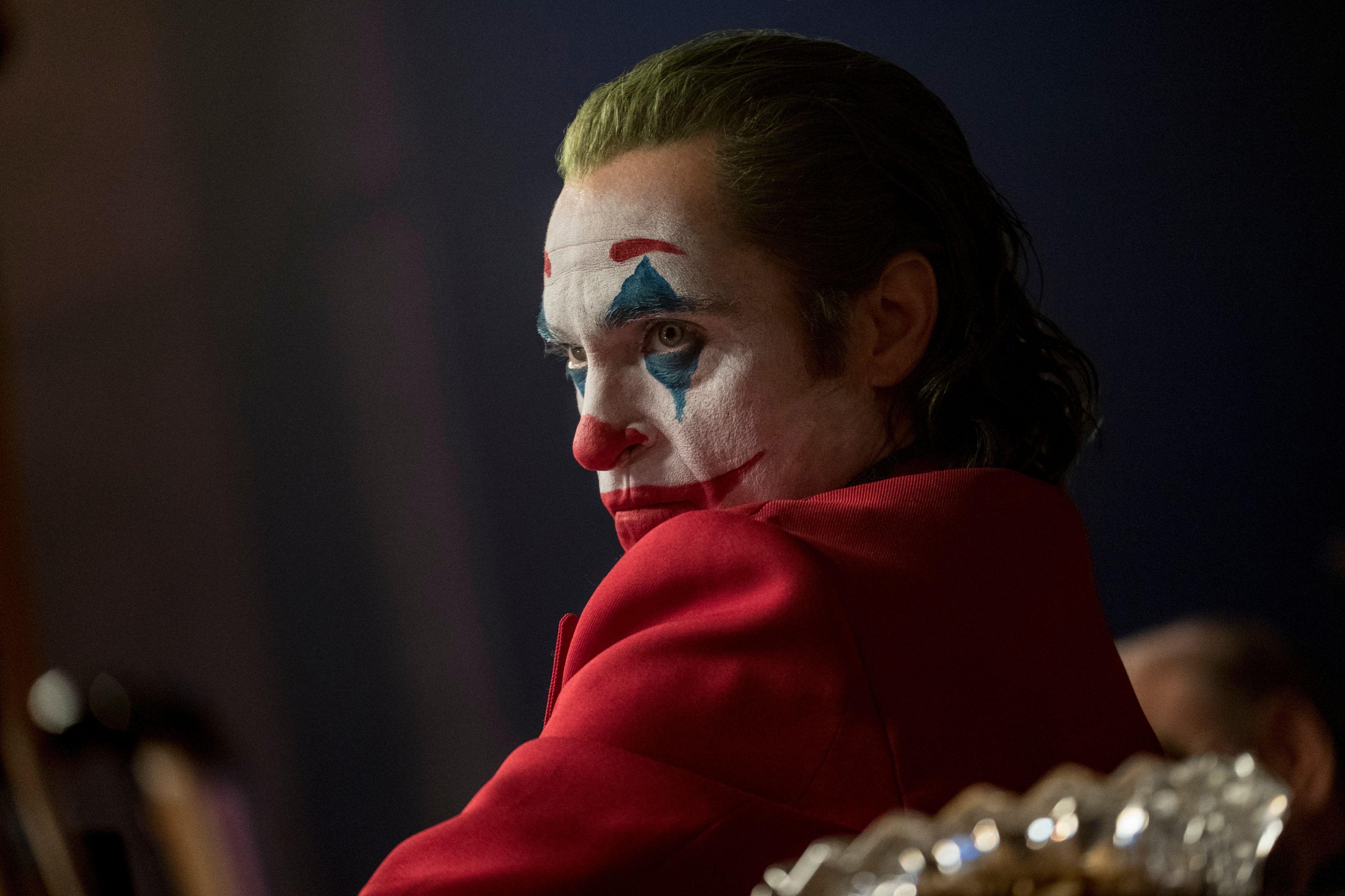 মোশন পিকচারে সেরা অভিনেতা (ড্রামা) : জাকিন ফিনেক্স, জোকার (ছবি সৌজন্য @Joker)