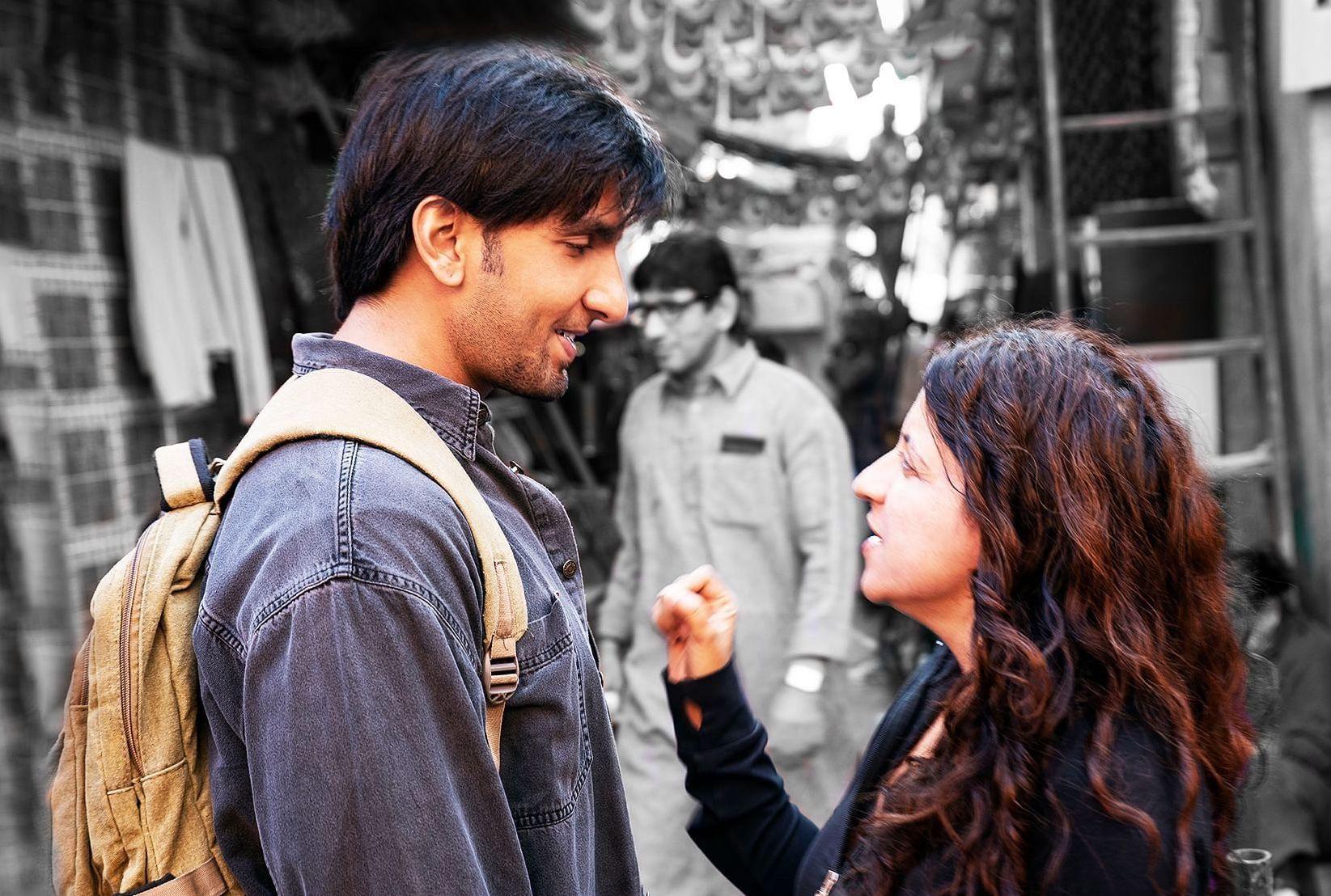 সেরা পরিচালক - জোয়া আখতার (ছবি সৌজন্য টুইটার @filmfare)