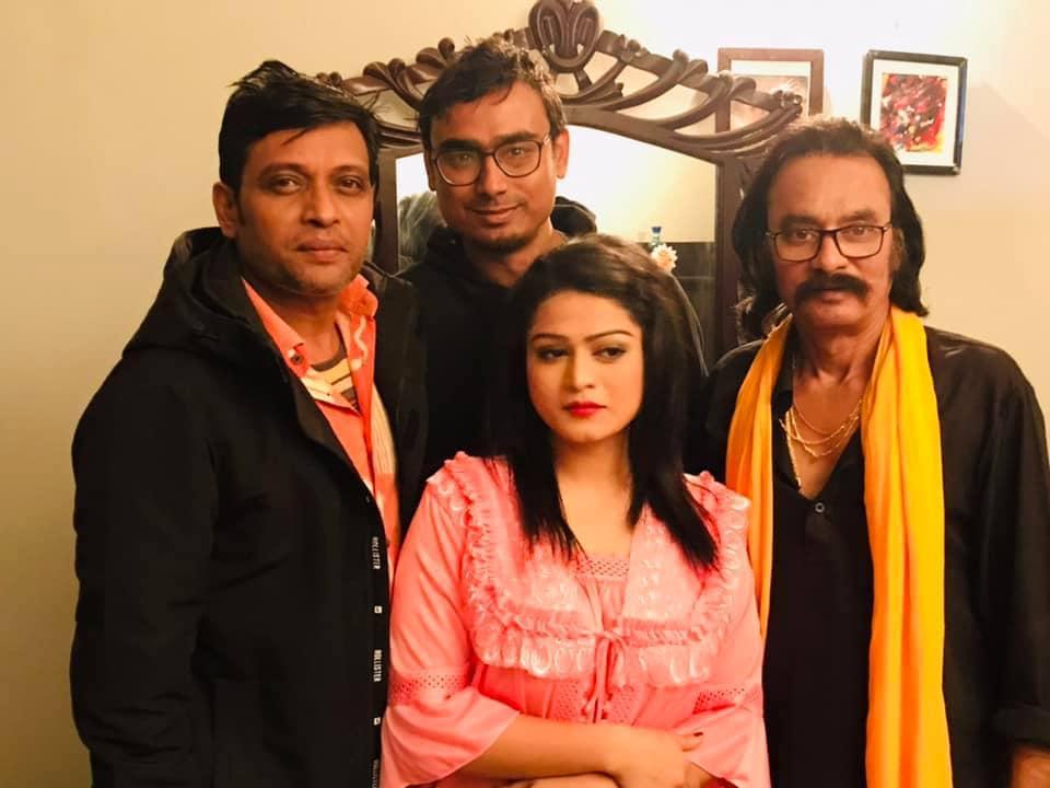 শিহাব শাহীনের 'একদিন সোফিয়া' টেলিফিল্মের সঙ্গে টেলিভিশন সফর শুরু আশার।তারপর থেকেই টিভির পরিচিত মুখ হয়ে উঠেন। সম্প্রতি রোমান রুনির 'দ্য রিভেঞ্জ' ও 'এক ফালি রোদ', জয় সরকারের 'ওল্ড ইজ গোল্ড', কামরুজ্জামান পুতুলের 'স্বপ্নে বিভোর বাবা'সহ বেশ কিছু টেলিভিশন নাটকে অভিনয় করেছেন আশা চৌধুরী।