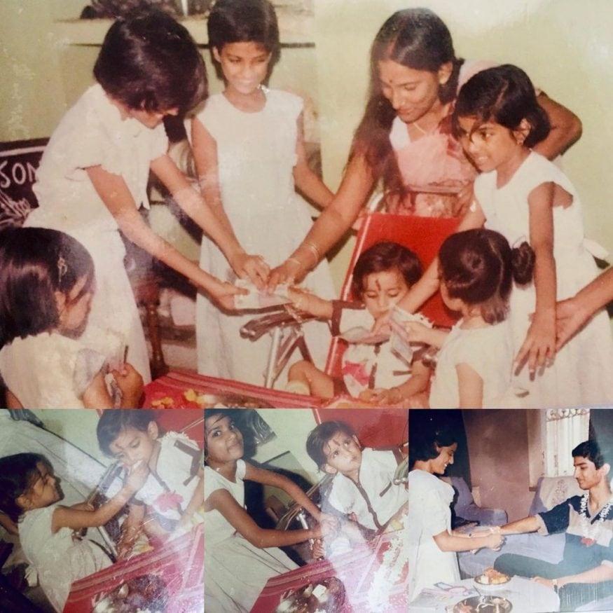পরিবারের নয়নের মনি সুশান্ত সিং রাজপুত। শিক্ষার বিষয়ে বরাবরই এগিয়ে ছিলেন সুশান্ত। ছোটথেকেই পড়াশোনায় তুখোড় ছিলেন। ছবি-ইনস্টাগ্রাম