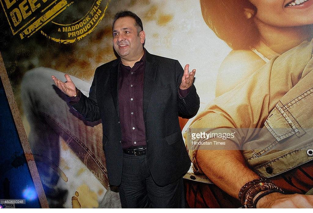 ১৯৮৩ সালে এক জান হ্যায় হাম ছবির সঙ্গে রুপোলি সফর শুরু করেছিলেন রাজ কাপুর পুত্র। এরপর 'আসমান', 'লাভার বয়', 'জবরদস্ত', 'হাম তো চলে পরদেশ'-এর মতো ছবিতে অভিনয় করেছেন রাজীব কাপুর। (ছবি- গেটি ইমেজ.হিন্দুস্তান টাইমস)