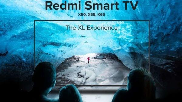 ভারতে নতুন Redmi Smart TV Series লঞ্চ করল Xiaomi । নতুন Redmi Smart TV-এর ক্ষেত্রে পাবেন তিনটি সাইজের অপশন। দামও সেই মতোই। সবকটি টিভির রেজোলিউশানই 4K । থাকছে Dolby Vision ও 30W Dolby অডিয়ো স্পিকার। তাছাড়া আধুনিক স্মার্ট টিভির বিভিন্ন কানেক্টিভিটি অপশন তো থাকছেই। থাকছে কোয়াড কোর A55 চিপসেট। সেই সঙ্গে 2GB RAM ও 16GB ইন্টার্নাল স্টোরেজ। ছবি : শাওমি (Xiaomi)