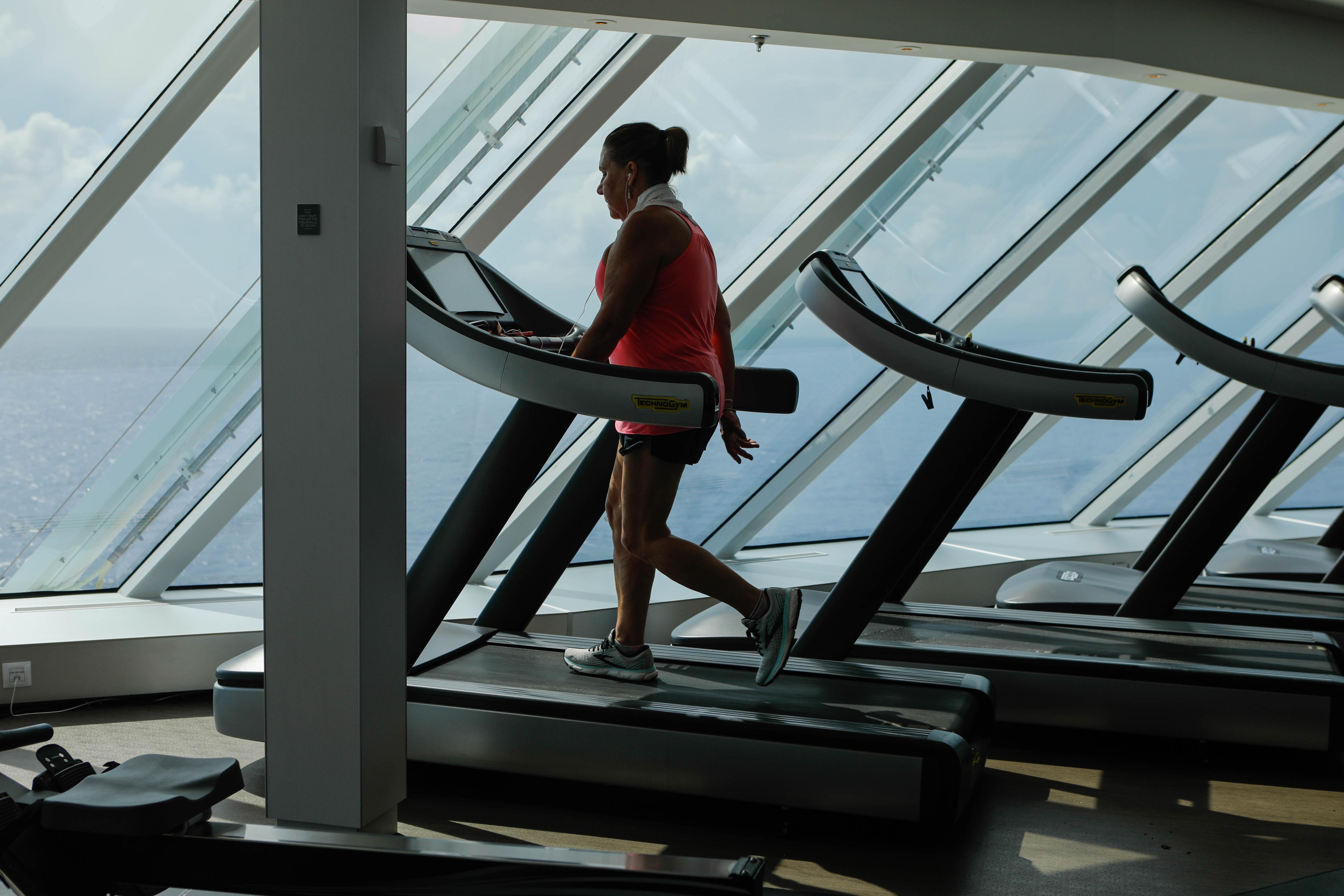 Inwell Fitness : এটি ফিটনেস সংক্রান্ত অ্যাপ। যা তৈরি করেছে Reuben Germaine। (ছবিটি প্রতীকী, সৌজন্য ব্লুমবার্গ)