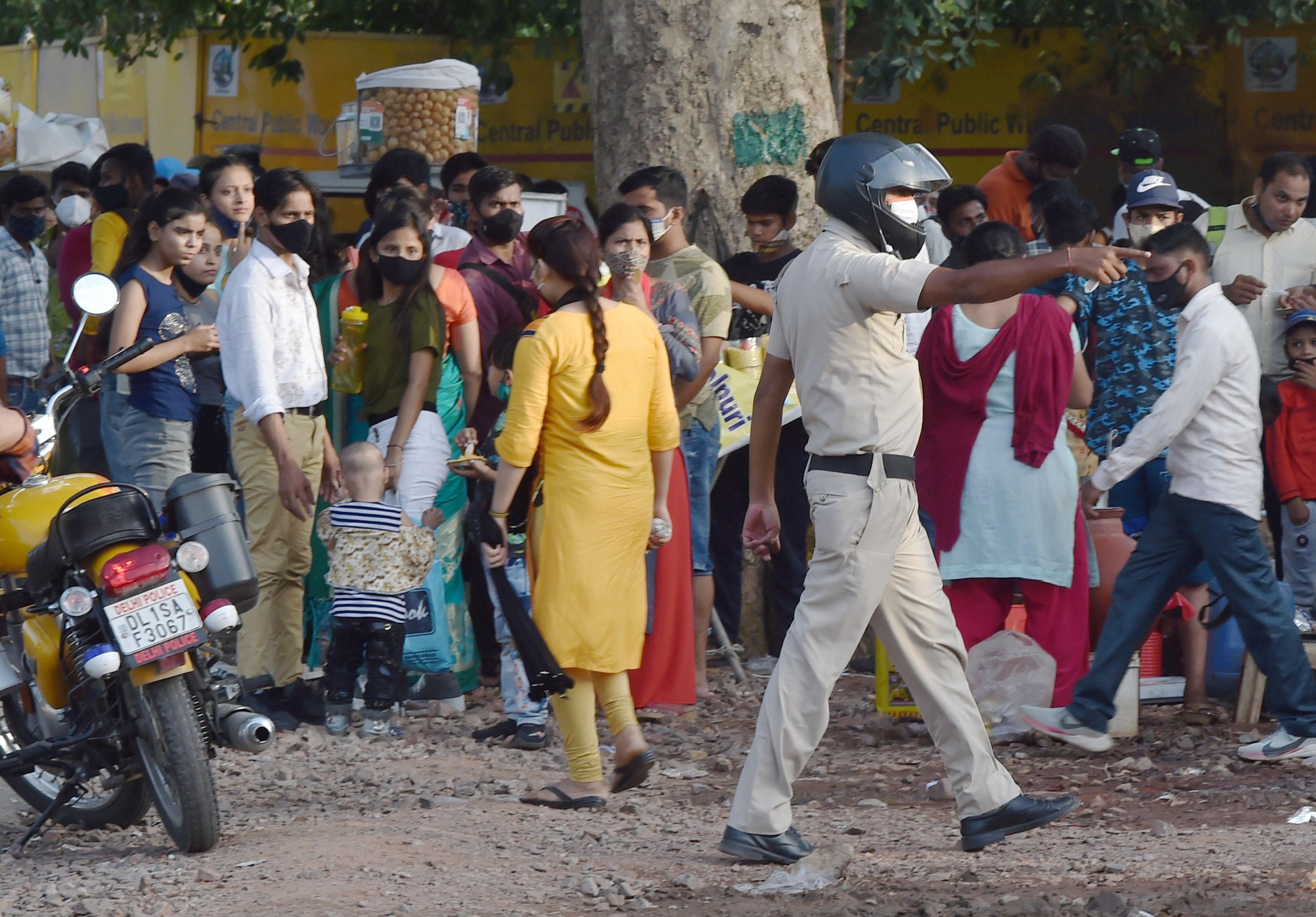 গত ২৪ ঘণ্টায় করোনা আক্রান্ত : বুধবার দেশে ৪১,৩৮৩ জন নতুন করে কোভিড আক্রান্ত হয়েছেন। ফাইল ছবি : পিটিআই (PTI)