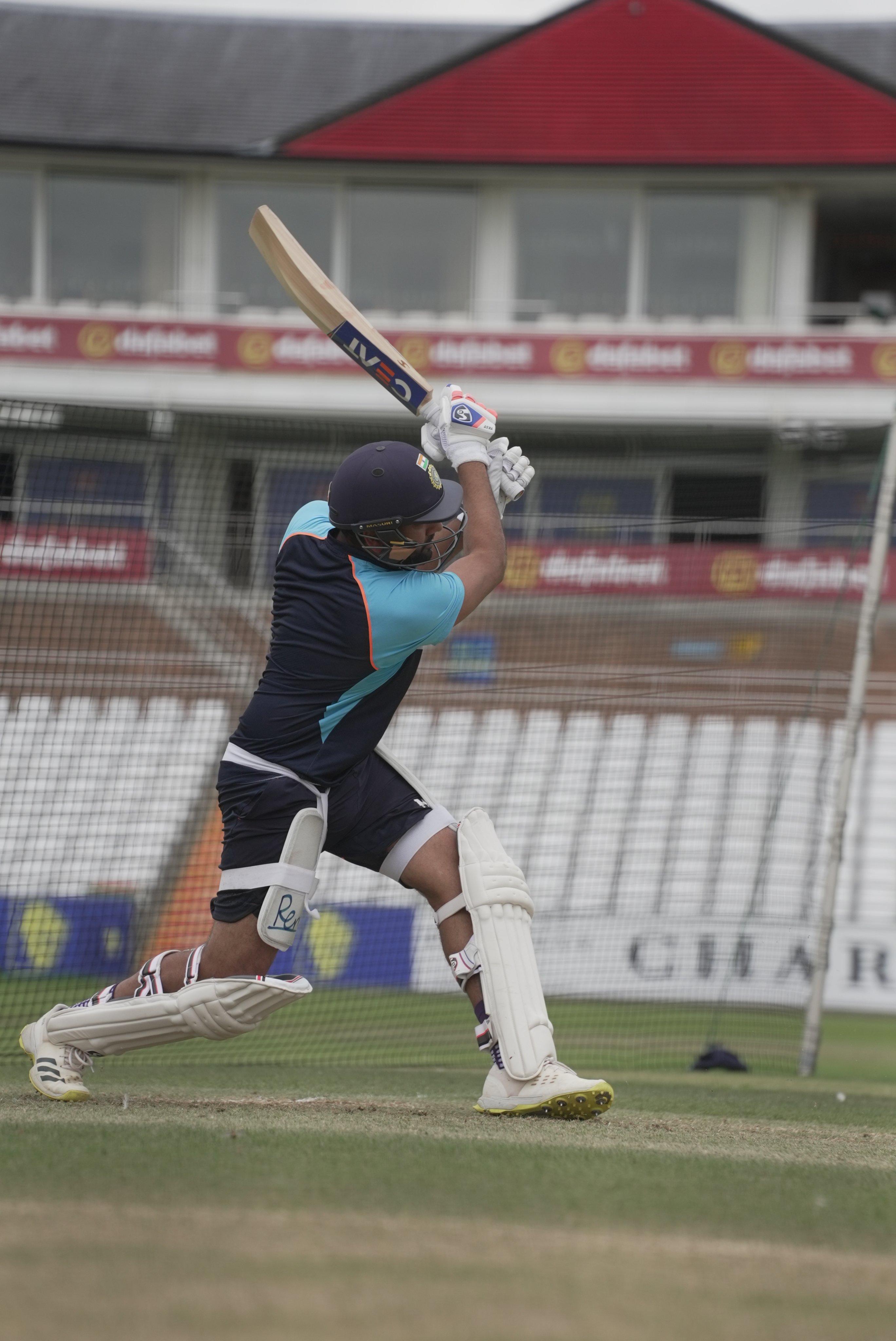 ইংল্যান্ডের বিরুদ্ধে টেস্ট সিরিজ জিততে বদ্ধপরিকর টিম ইন্ডিয়া।