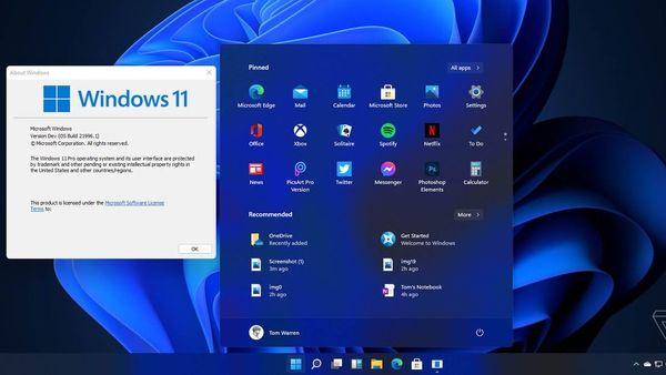 নতুন Windows 11-এর ইউজার ইন্টারফেসে ম্যাকের প্রভাব স্পষ্ট। মাইক্রোসফট জানিয়েছে, ব্যবহারকারীদের স্বাচ্ছন্দ্য, নিরাপত্তা ও দ্রুততার কথা মাথায় রেখেই নতুন Windows 11-কে ঢেলে সাজানো হয়েছে। ফাইল ছবি : মাইক্রোসফট (Microsoft)