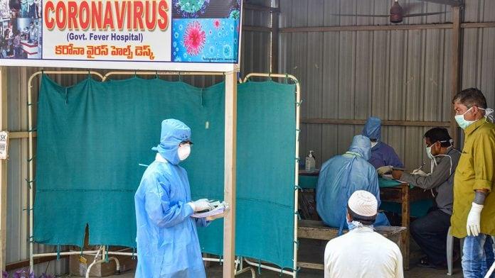 করোনায় মৃত্যু: বুধবার ২৪ ঘণ্টায় করোনায় (Coronavirus) মৃত্যু সংখ্যা ৫০৯। ফাইল ছবি : পিটিআই ( PTI)