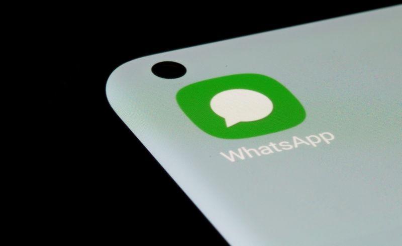 আগামী ১ নভেম্বর থেকে প্রায় ৪৩টি ফোনে আর WhatsApp চলবে না। ফাইল ছবি : রয়টার্স (REUTERS)