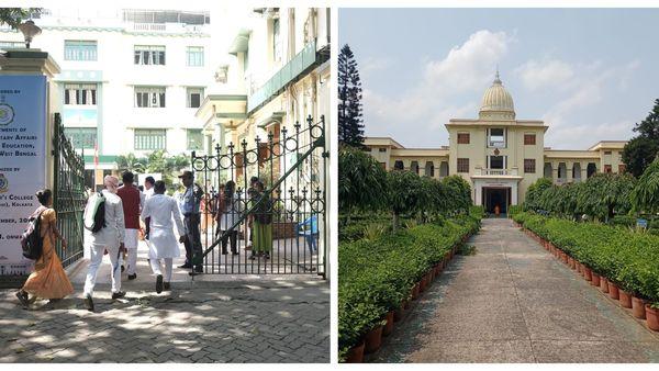 'ইন্ডিয়া র্যাঙ্কিং ২০২১'-এর (ন্যাশনাল ইন্ডিয়ান র্যাঙ্কিং ফ্রেমওয়ার্ক বা এনআইআরএফ) নিরিখে দেশের সেরা ১০০ কলেজের মধ্যে জায়গা করে নিল পশ্চিমবঙ্গের পাঁচ কলেজ। তবে গতবার সেই সংখ্যাটা ছিল সাত। ২০১৯ সালে ছিল ছ'টি কলেজ। (ছবিটি প্রতীকী)