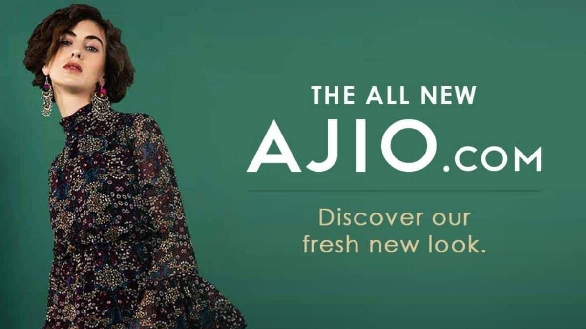 মূলত ফ্যাশান পোর্টাল এটি। আগামী ৩০ সেপ্টেম্বর থেকে ৪ অক্টোবর পর্যন্ত চলবে AJIO-র 'বিগ বোল্ড' সেল। ছবি : আজিয়ো (Ajio)