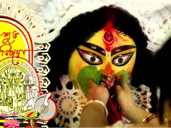 শুভ বিজয়ার আন্তরিক প্রীতি ও শুভেচ্ছা। মা সকলের মঙ্গল করুন। পৃথিবী জুড়ে আসুক ন্যায়, শান্তি ও ধর্ম। ছবি : ফেসবুক (Facebook)