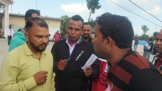 <p>Agents of two candidates clash in Champawat </p>