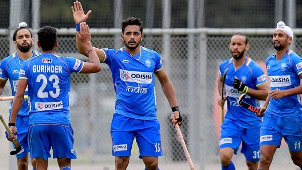 India vs Russia FIH Olympic Qualifiers Highlights: IND win 11-3 on aggregate