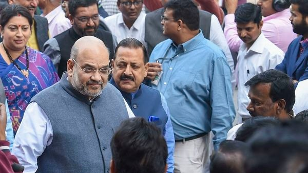 Parliament Winter Session Live Updates: 'NRC is not divisive, no one needs to fear', assures Amit Shah