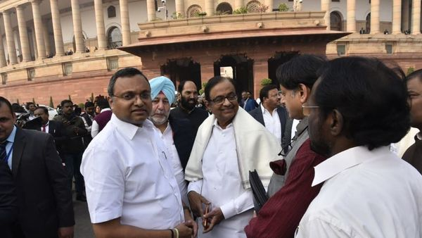 Live | 'Govt cannot suppress my voice': P Chidambaram attends Parliament