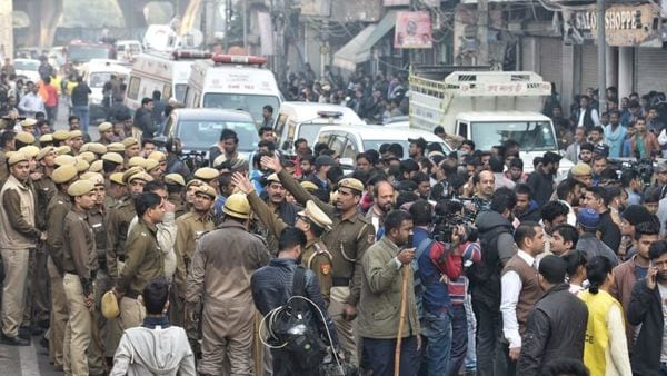 Delhi Fire Highlights: FIR against factory owner, case shifted to crime branch