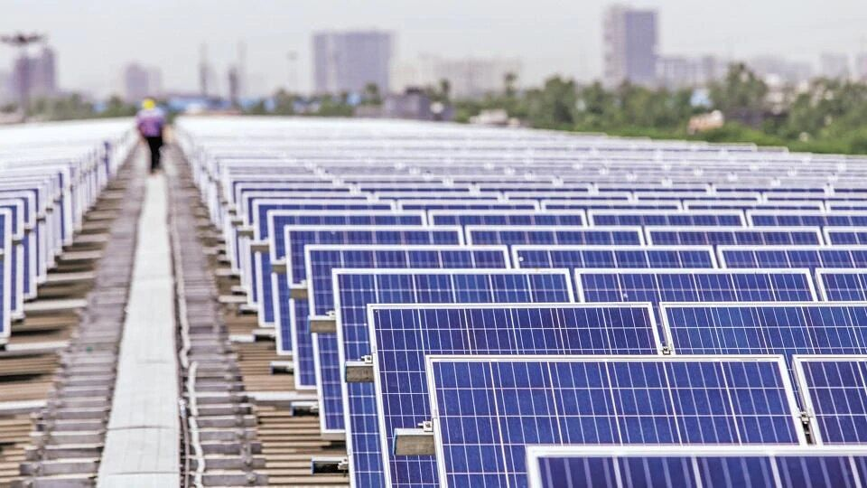 <p>India may extend deadlines for solar projects delayed by Covid-19 outbreak</p>