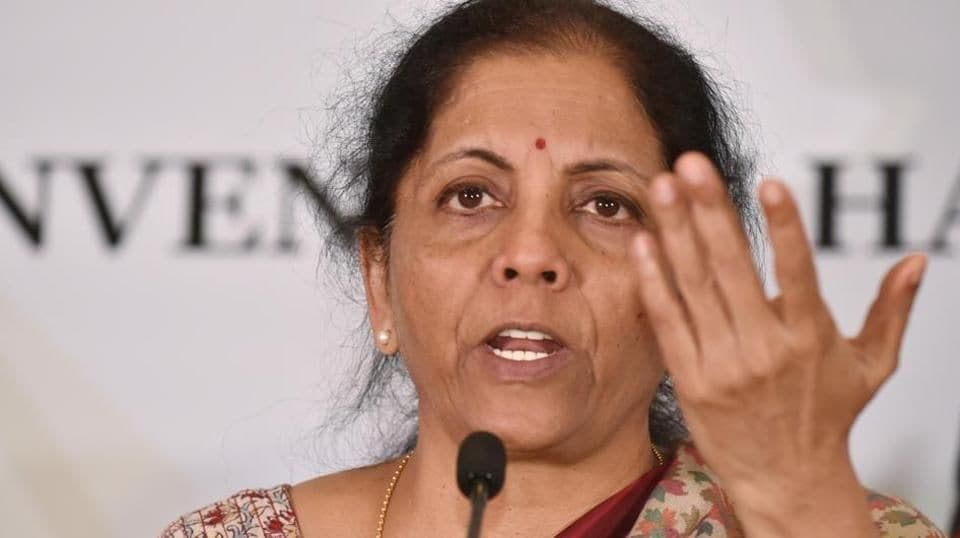 <p>Sitharaman dismisses report of shortage of medicines in wake of Covid-19</p>
