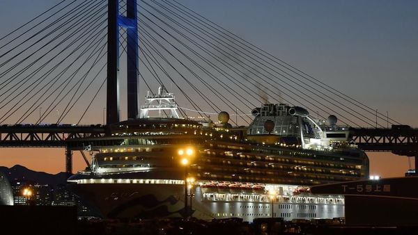 Covid-19 Updates: Condition of 8 Covid-19 infected Indians on cruise improving