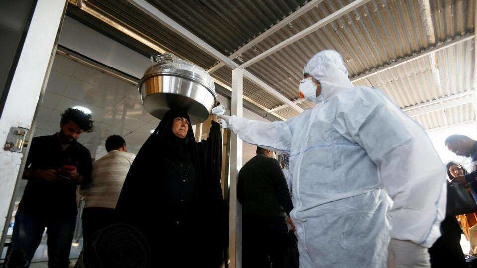 <p>Iraq &amp; Kuwait on alert as Covid-19 deaths rise in Iran</p>