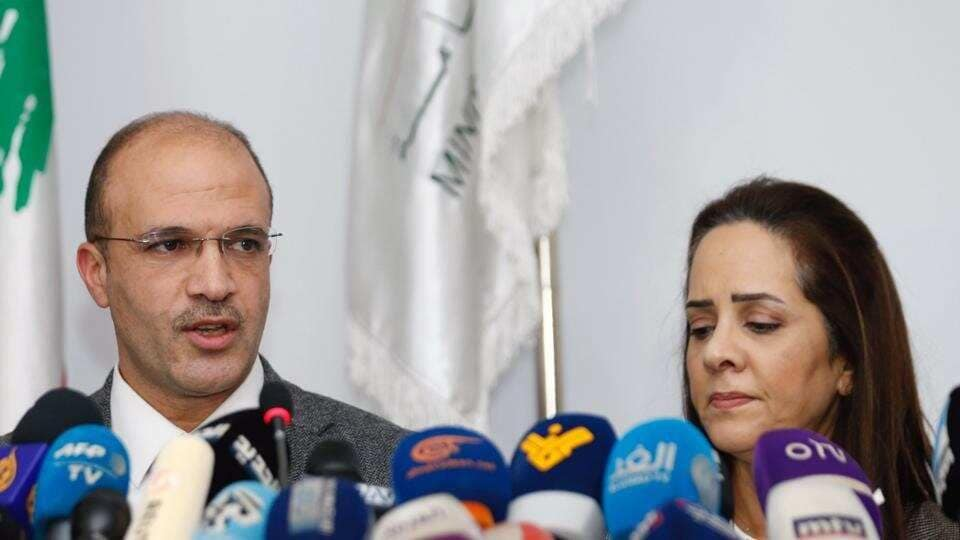 <p>First Covid-19 case confirmed in Lebanon</p>