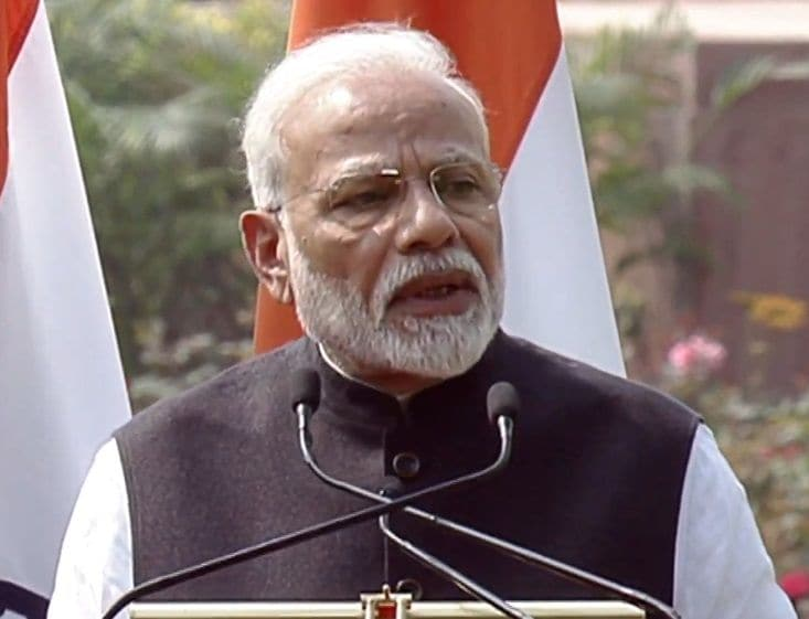 <p>Strengthening in India-US defence ties is an important aspect: PM Modi</p>